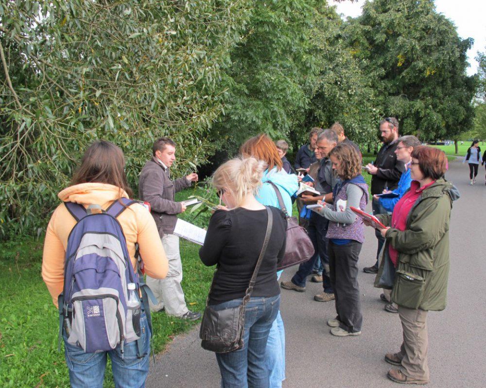 biodiversity training